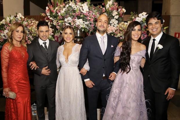 Camilla Camargo e Leonardo Lessa se casam  (Foto: Manuela Scarpa/Brazil News)