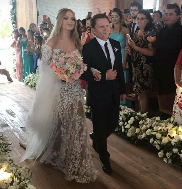 Luisa Sonza se casa com Whindersson Nunes (Foto: Reprodução/Instagram)