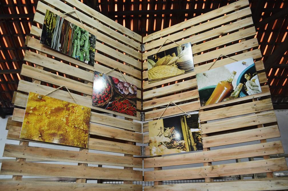 Exposição fica no Centro de Caruaru (Foto: Janaína Pepeu/Divulgação)