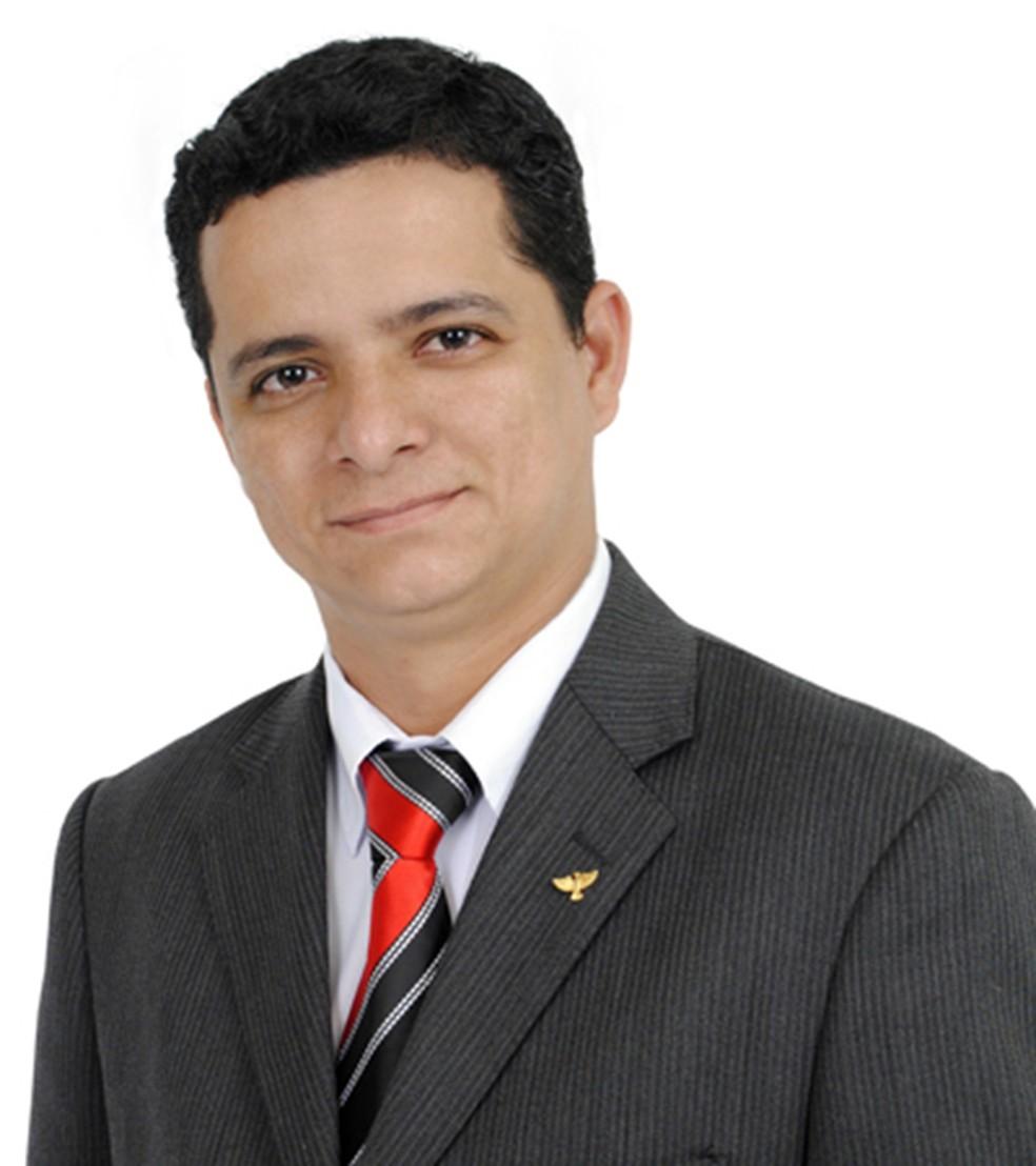 Jorge Frederico foi reeleito deputado estadual — Foto: Divulgação