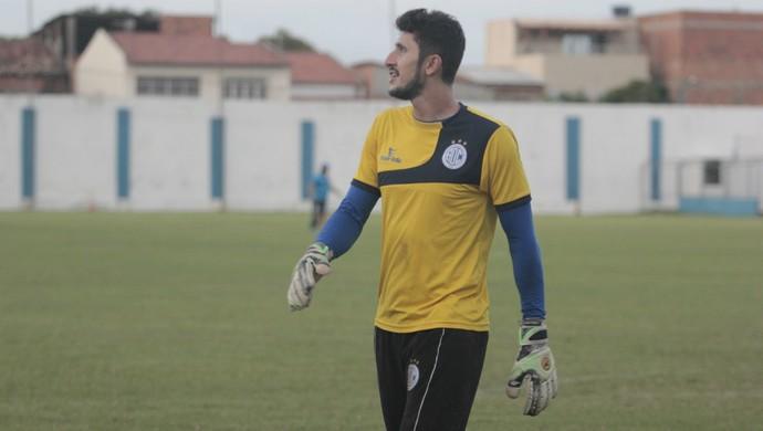 Júnior Belliato (Foto: Osmar Rios/GloboEsporte.com)