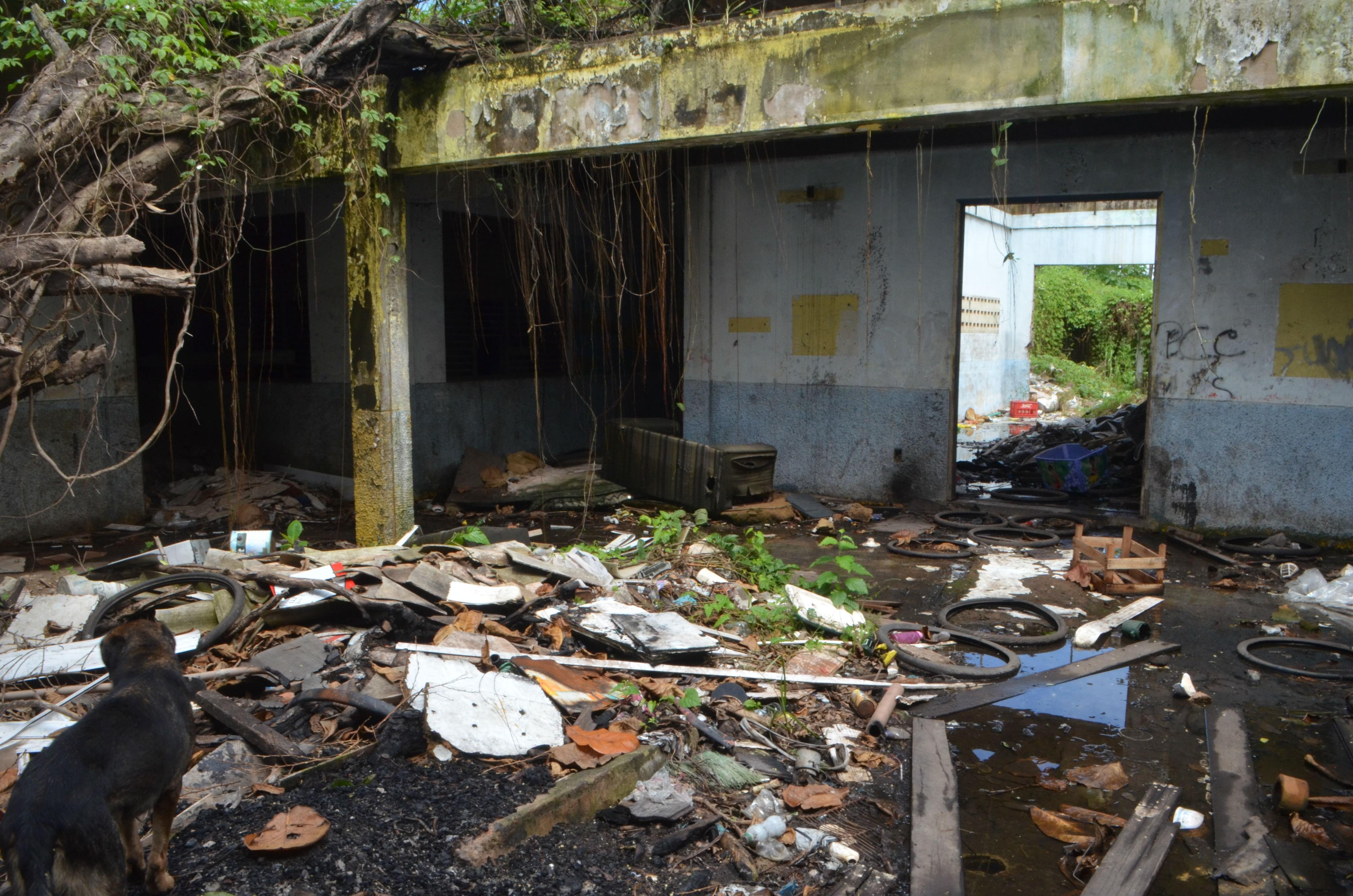 Projeto de R$ 200 milhões prevê usar prédio de centro de internação abandonado há 6 anos