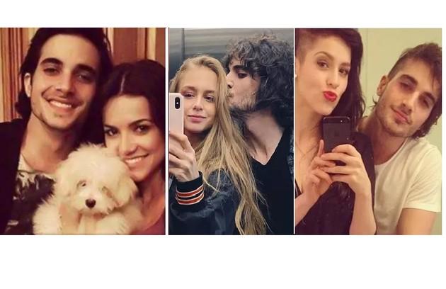 Fiuk se envolveu com Manu Gavassi, Isabella Scherer e Sophia Abrahão (Foto: Reprodução)