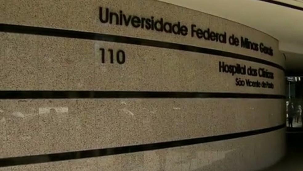 HC-UFMG — Foto: Reprodução/TV Globo