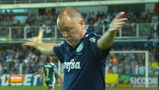 Palmeiras quer recuperação após sequência ruim