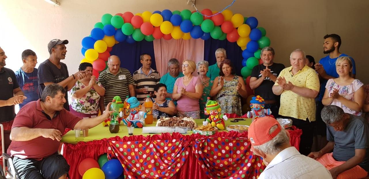 Atividades nas residências terapêuticas de Tupã incentivam a ressocialização  - Noticias