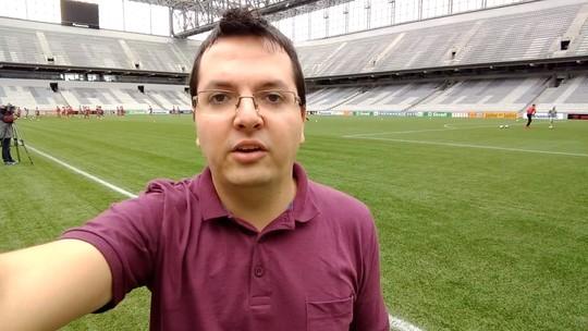 Com dúvida no gol e troca na zaga, Atlético-PR faz último treino para terceira rodada