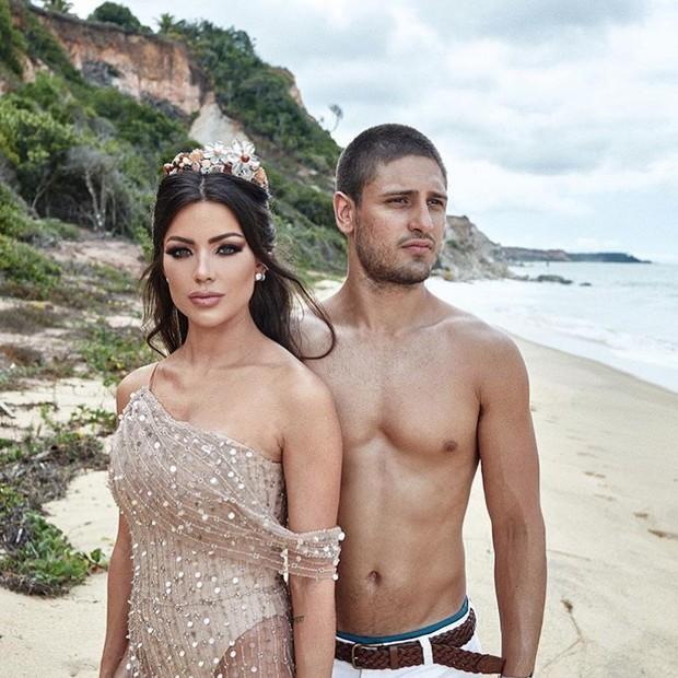 Daniel Rocha se casa com médica em Trancoso (Foto: Reprodução/Instagram)