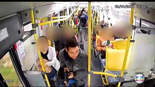 Rio teve 1 ônibus assaltado a cada meia hora nos 5 primeiros meses do ano