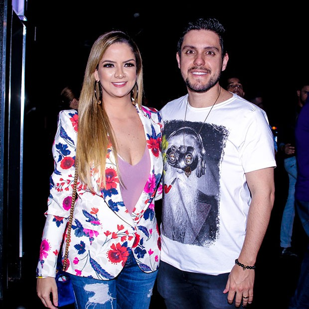 Maria Cecilia e Rodolfo (Foto: Thiago Duran/AgNews )