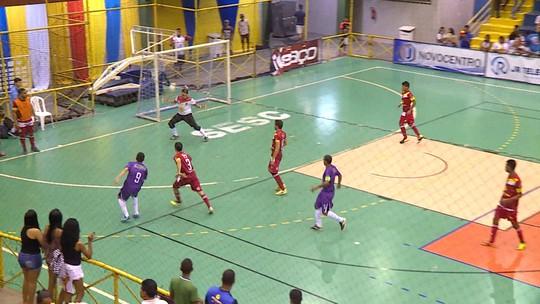 Você decide! Qual foi o gol mais bonito da Copa TV Grande Rio de Futsal?