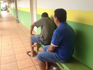 Turistas são sequestrados e mantidos em cativeiro em RO por 5 dias (Foto: Dayanne Saldanha/G1)
