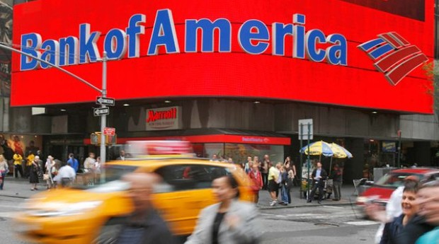 Bank of America BofA (Foto: Getty Images)
