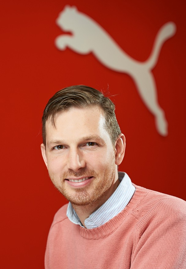 Adam Petrick, diretor global de brand marketing da Puma (Foto: Divulgação)