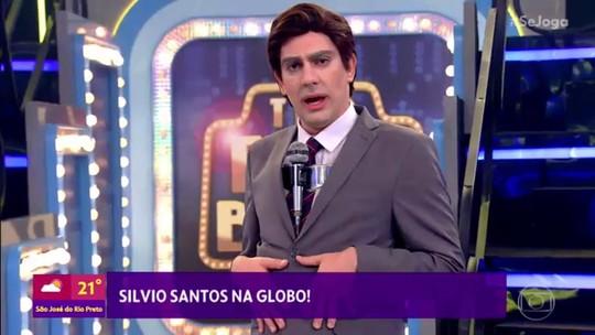 Marcelo Adnet fala sobre caracterizações no 'Se Joga': 'Meu maior desafio'