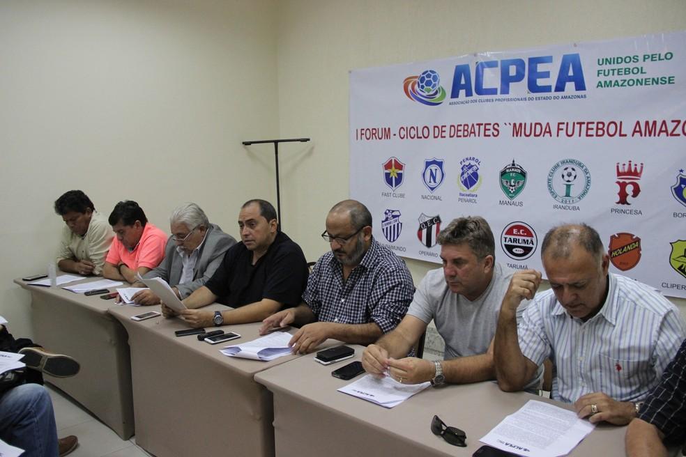 Associação quer audiência com governador (Foto: Gabriel Mansur)