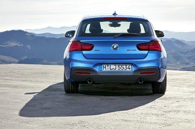 BMW 140i 2019 (Foto: divulgação)