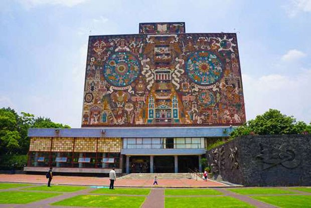 Universidade Nacional Autonoma do México, no México (Foto: Thinkstock)