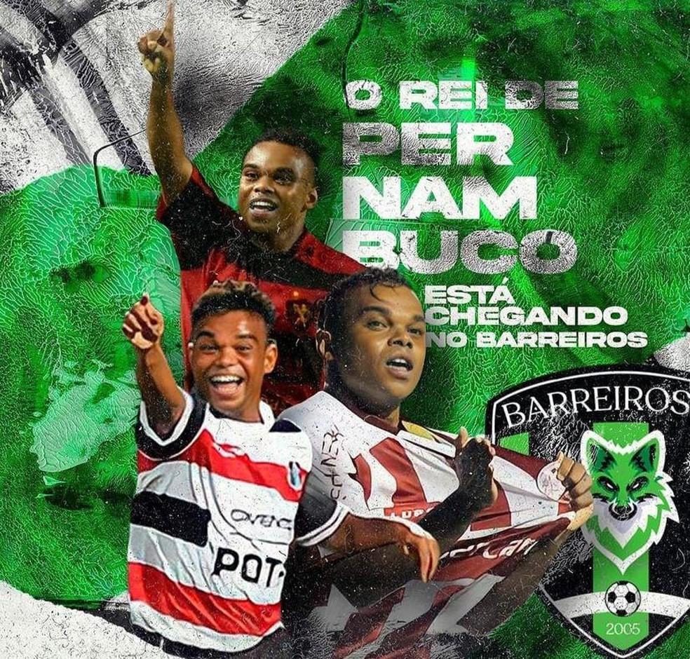 Carlinhos Bala volta ao futebol: Quem sabe não desaprende