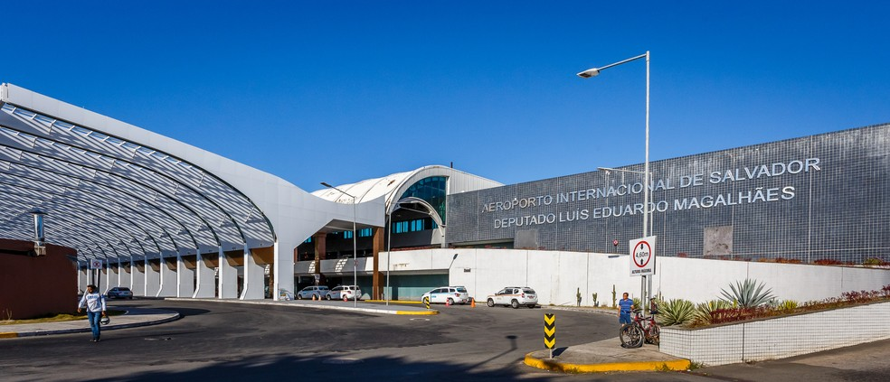 Situação no aeroporto é recorrente. — Foto: Divulgação/Vinci Airports
