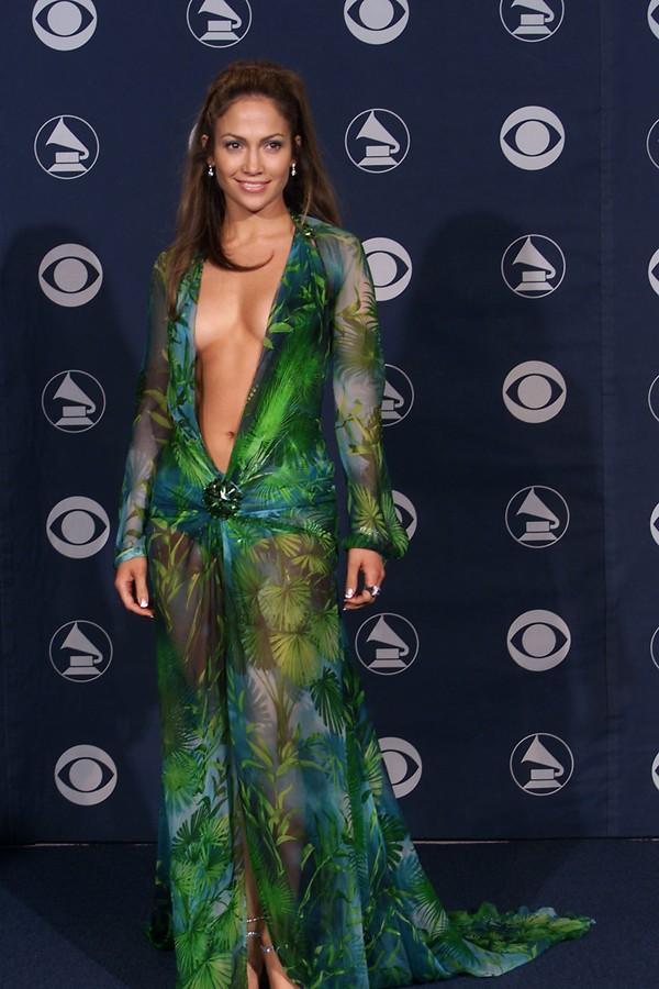 Jennifer Lopez em 2000 (Foto: Getty Images)