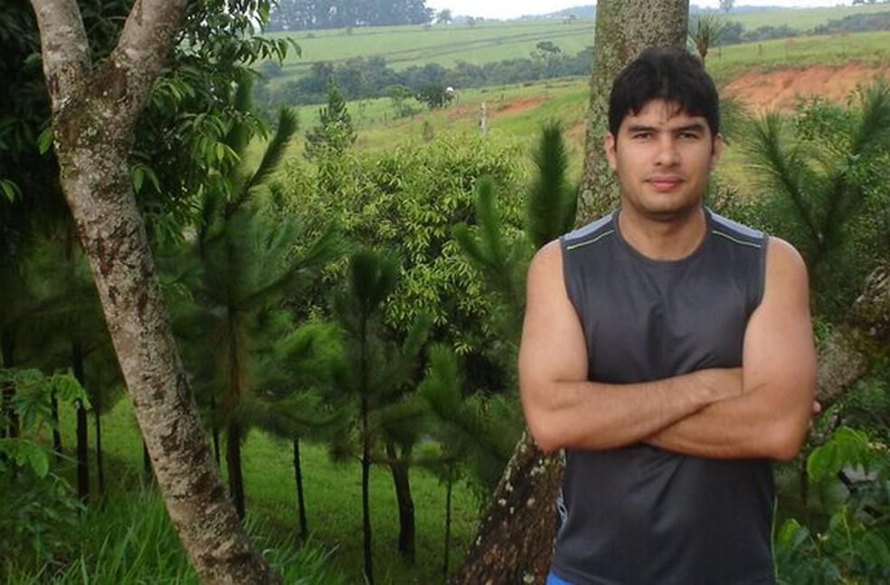 André Arouche foi morto por dois homens que tentaram roubar a sua moto, no bairro Bequimão, em São Luís (Foto: Arquivo Pessoal)