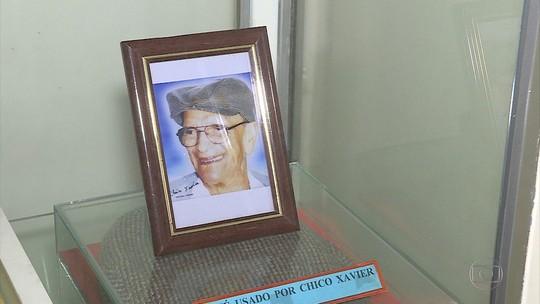 Pedro Leopoldo sedia congresso em homenagem a Chico Xavier