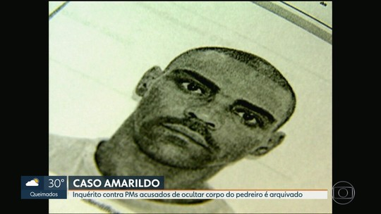 Justiça arquiva inquérito que investigava 13 PMs por ocultação cadáver de Amarildo