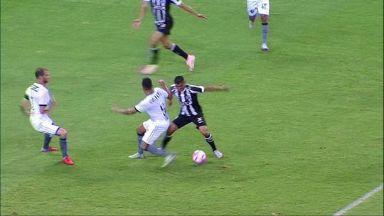 Análise: Ceará tem defesa sólida e cria, mas sente falta de Leandro Carvalho e peca na finalização