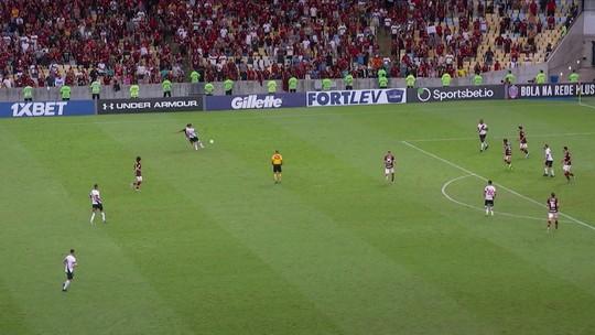 Estratégia e sangue nos olhos fazem Vasco igualar forças com o Flamengo