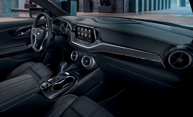 Chevrolet Blazer (Foto: divulgação)