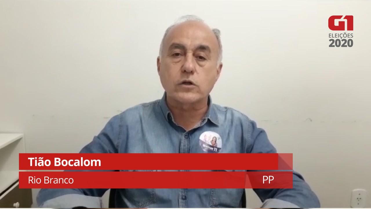 Tião Bocalom, do PP, fala sobre promessas para transporte público