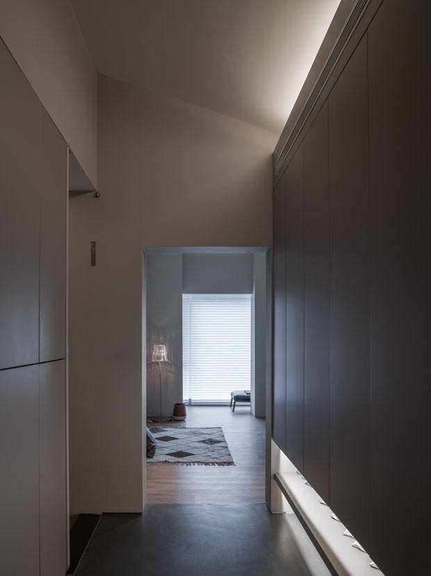Casa em Pequim de 400 m² é o lar ideal para cachorros (Foto: Divulgação)