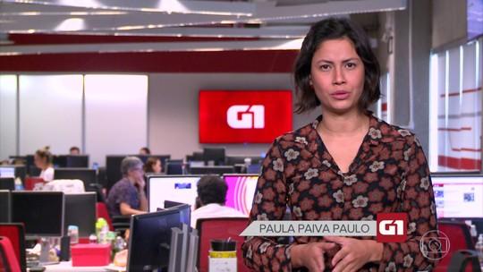 G1 em 1 Minuto: Buscas por sobreviventes de prédio que desabou em Fortaleza entram 2º dia