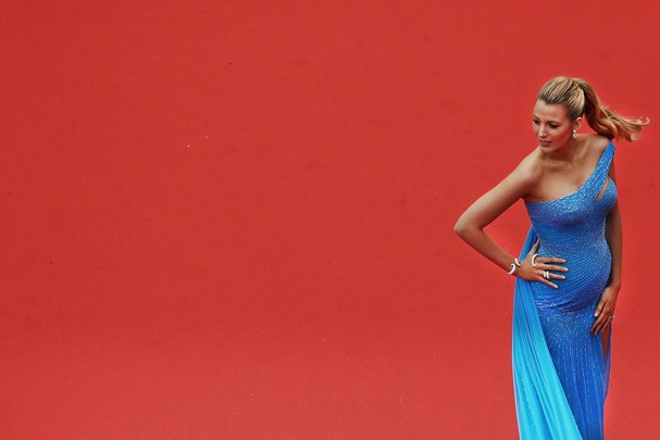 Blake Lively em Cannes (Foto: Getty Images)