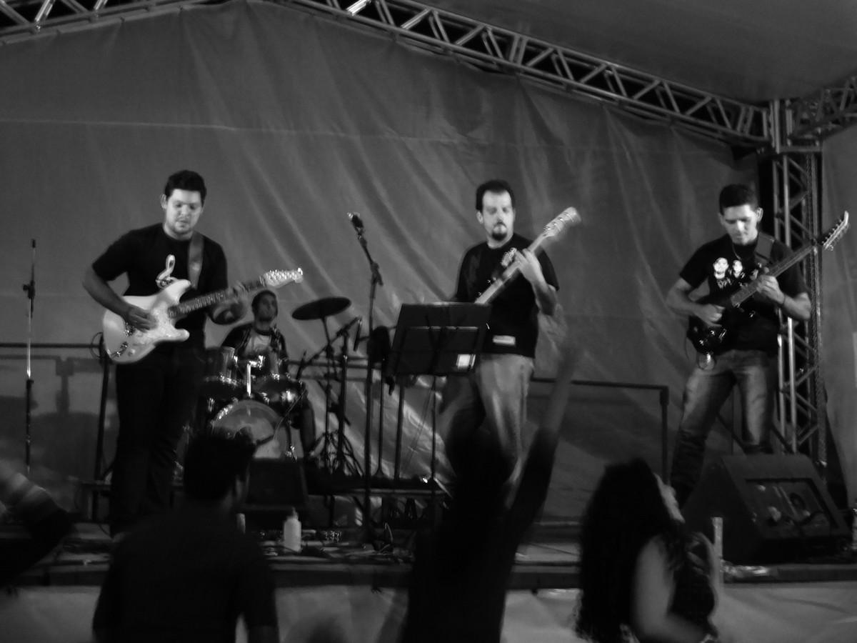 Festival de rock será realizado em Petrolina neste sábado (09) - G1