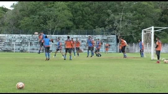 Araguaína aposta na bola parada para vencer o Interporto e subir na tabela