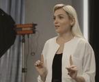 Monica Iozzi é Kim em 'A dona do pedaço' | Reprodução