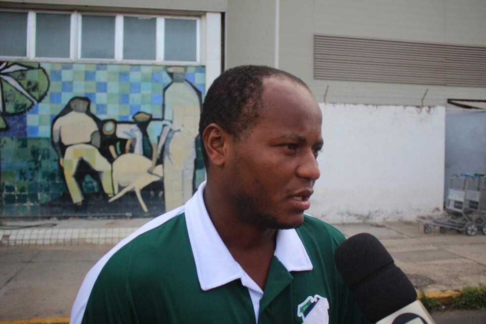 Joelson, Altos  (Foto: Wenner Tito/GloboEsporte.com )