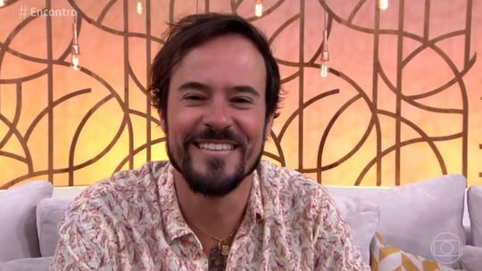 No 'Encontro', Paulo Vilhena fala sobre o desejo de ser pai: 'Penso há muito tempo'