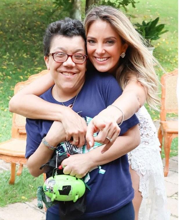 Ticiane Pinheiro e Gabriela Tralli (Foto: Reprodução Instagram)