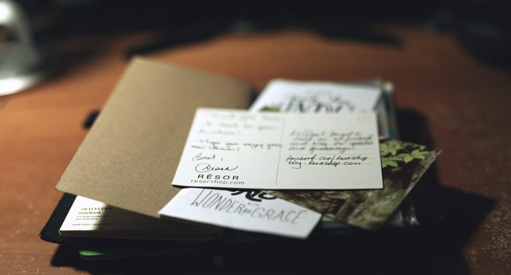 Listamos as melhores formas de manusear e arquivar documentos, papéis e fotos antigas (Foto: Flickr/Jae Lee)