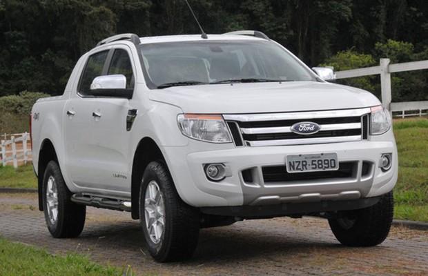 Ford Ranger 2015 Ganha Itens De S 233 Rie E Novo Plano De