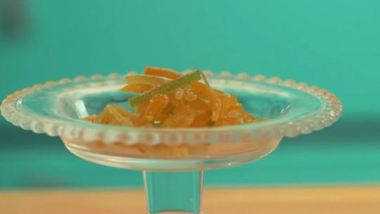 Frutas Cítricas Cristalizadas
