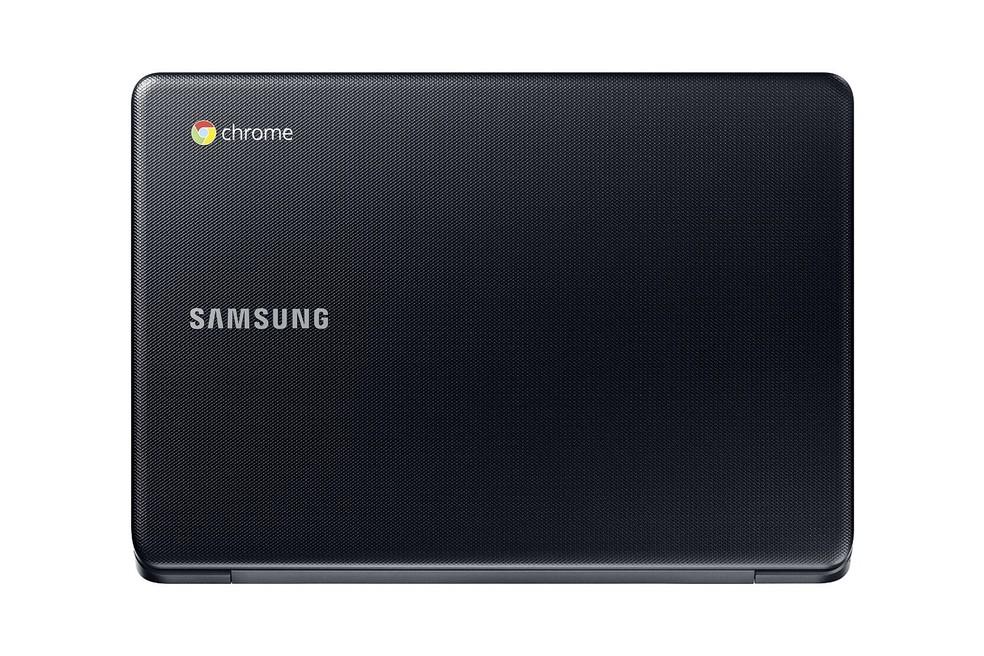 Modelos como o Chromebook Samsung 3 têm tela de apenas 11,6 polegadas — Foto: Divulgação/Samsung