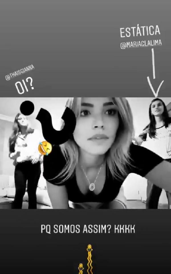 Carol Dias (Foto: Reprodução Instagram)