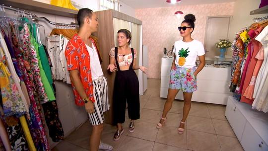 Garimpo de moda em São Caetano traz looks com estampas e brilho