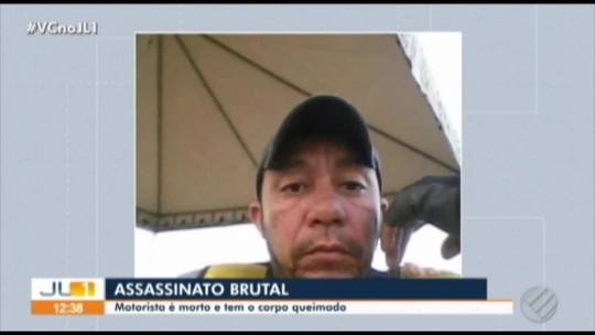 Suspeito de matar e queimar corpo de mototaxista, após briga de bar, é preso em Tucumã, no PA