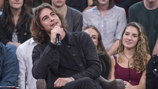 Rafael Vitti revela possíveis nomes da filha com Tatá Werneck