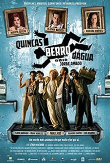filme Quincas Berro D'Água